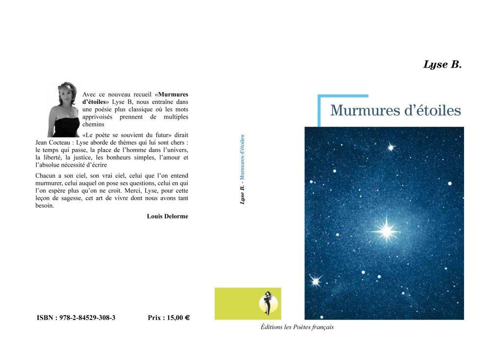 nouveau recueil de poésie Lyse Bonneville